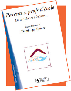 Parents et profs : défiance ou alliance ? -- 28/09/12